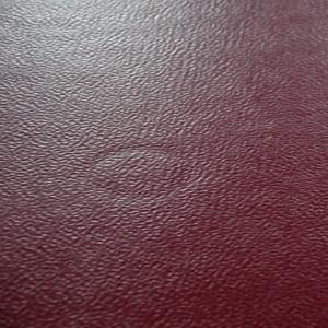 Vinyl Floor Dent