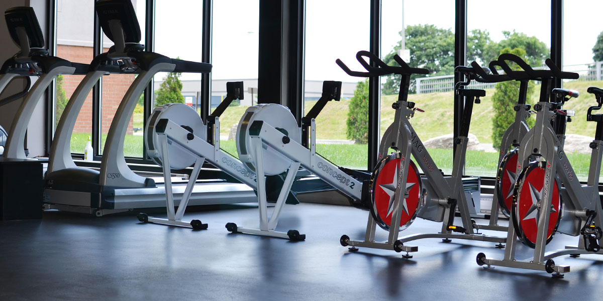 Fitness Center Flooring What S The Most Effective Solution